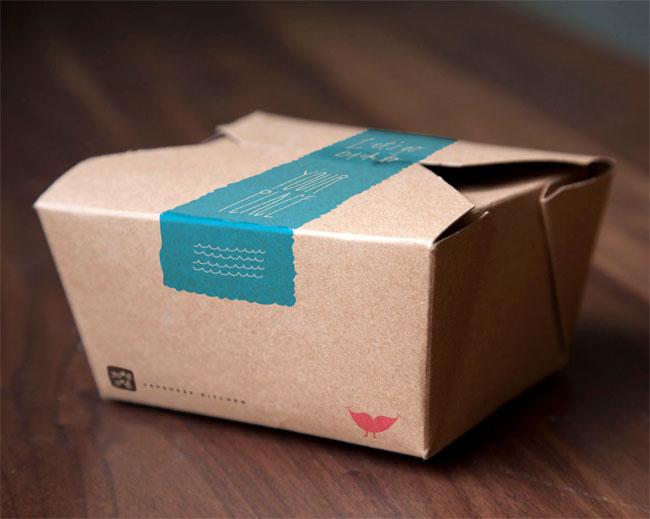 Yume Umē takeaway box
