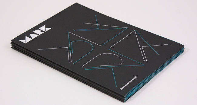 MARK book design