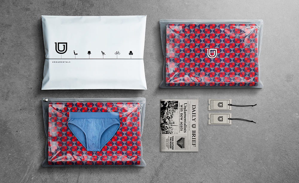 Undamentals packaging