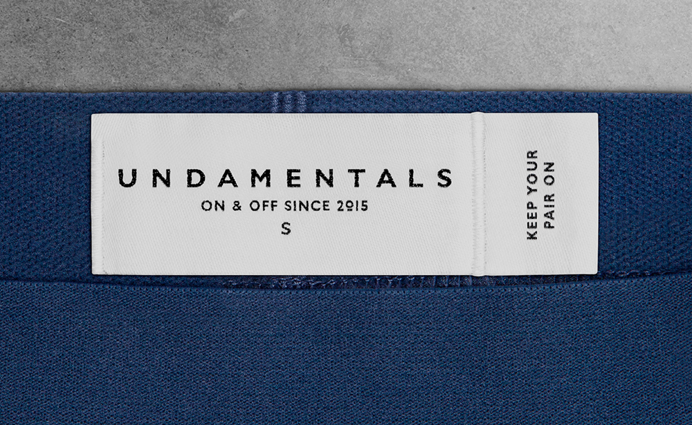 Undamentals label