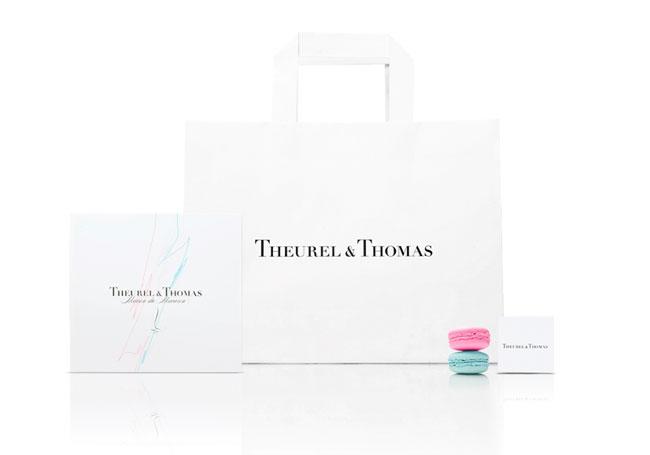 Theurel & Thomas brand identity