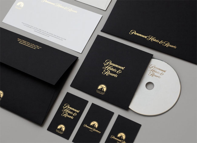 Paramount Hotels & Resorts identity