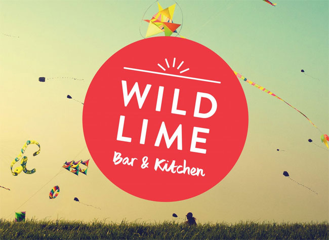 Wild Lime Bar & Kitchen brand identity