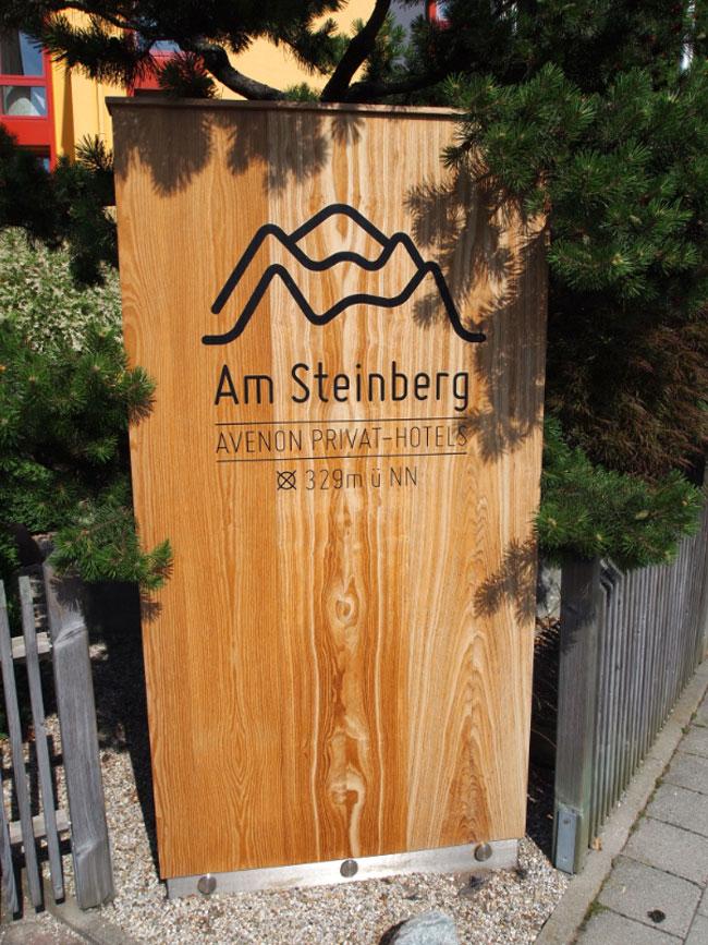 Am Steinberg brand identity