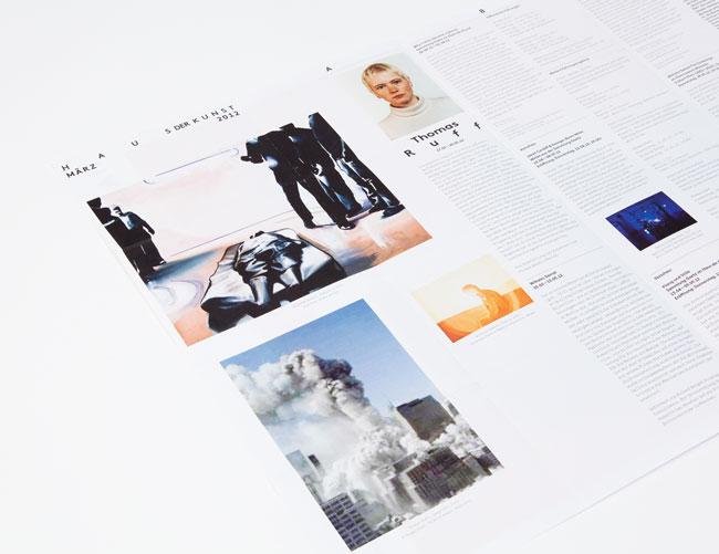 Haus der Kunst brand identity