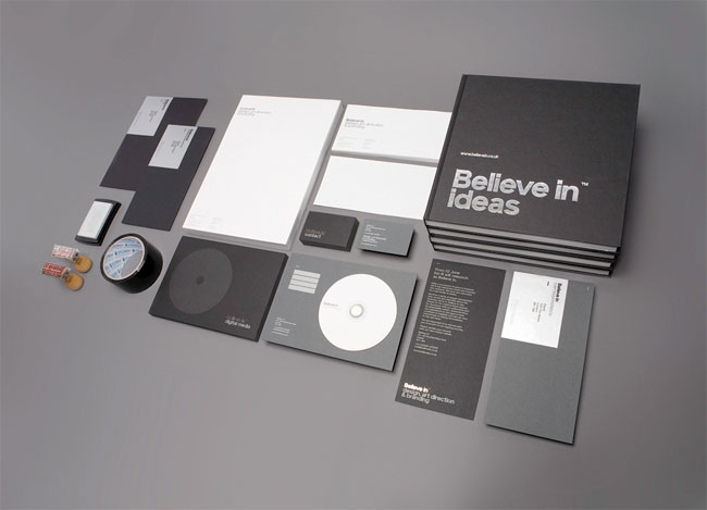 Believe in stationery set
