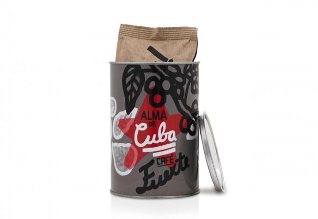 Alma de Cuba brand identity
