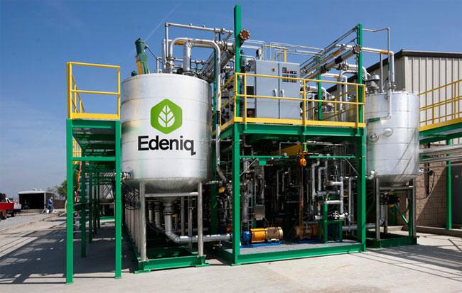Edeniq brand identity