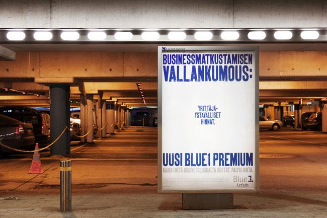 Blue1 Premium custom type