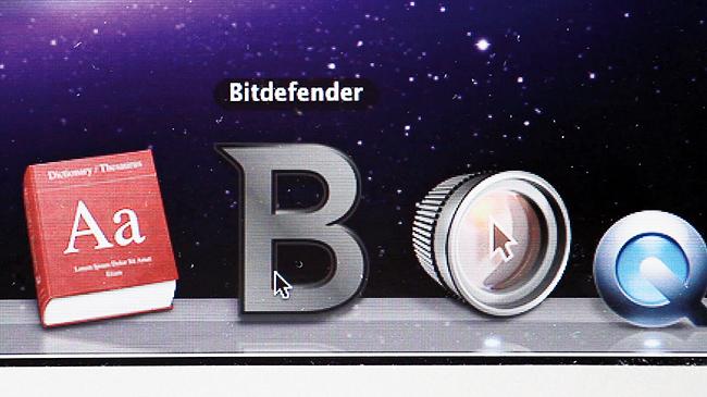 Bitdefender identity design