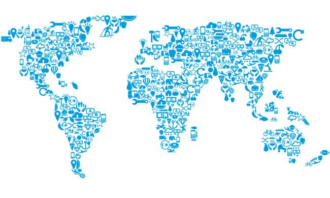 MyCall map