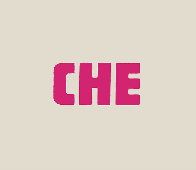 Cafe Che identity design