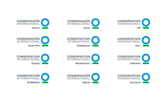 Conservation International logos