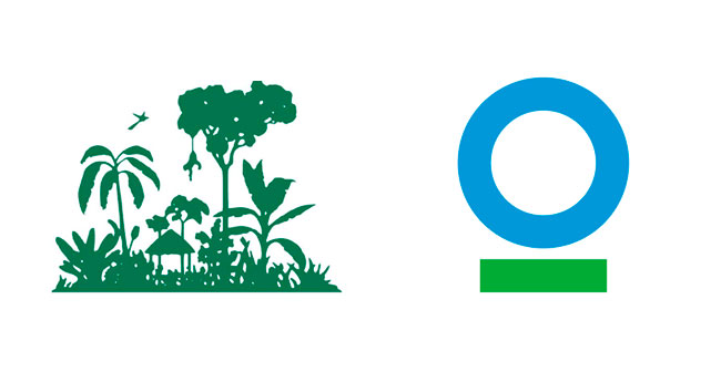 Conservation International old logo new logo