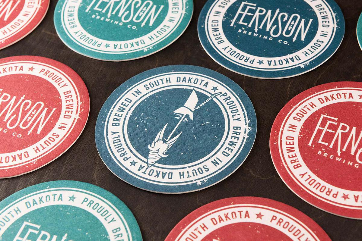 Fernson Brewing identity