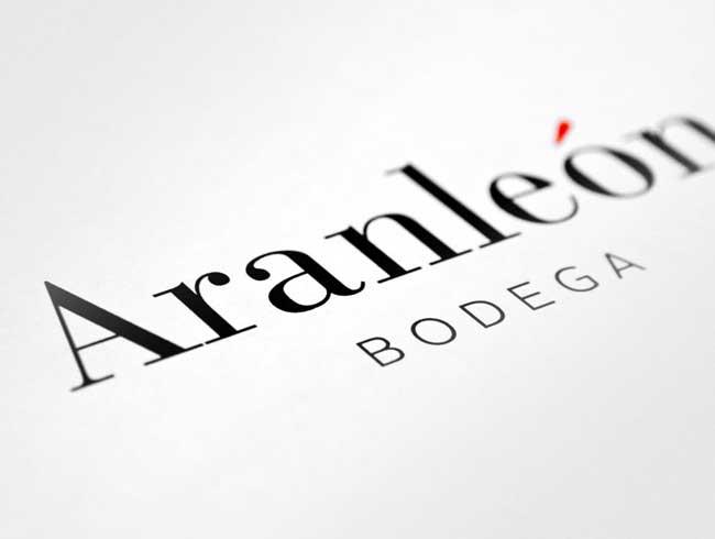 Aranleón wordmark