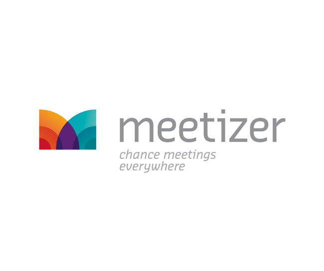 Meetizer visual identity