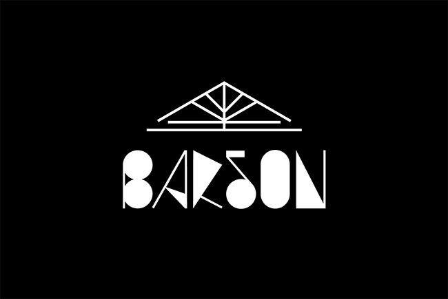 BARδON brand identity