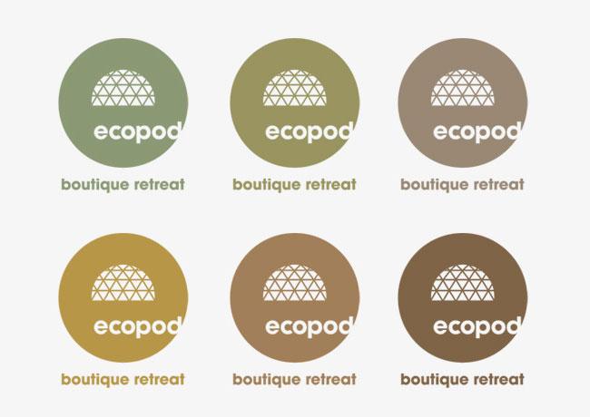 Ecopod palette