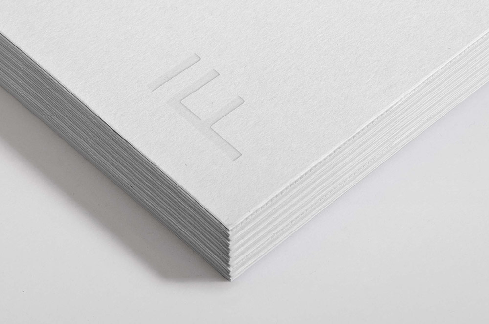 Fathom Architects identity design
