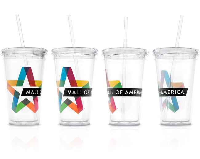 Mall of America brand identity design