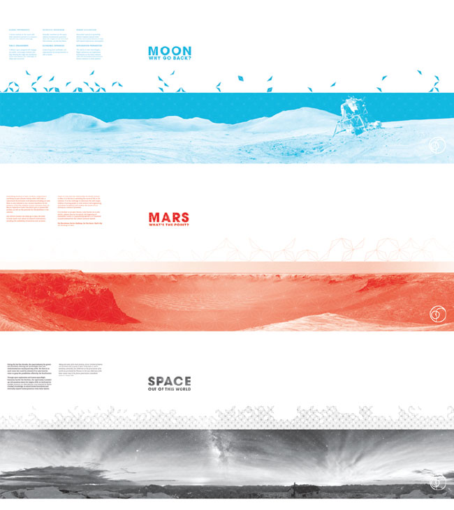 Project Moon brand identity