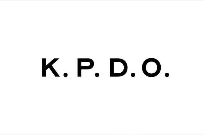KPDO monogram