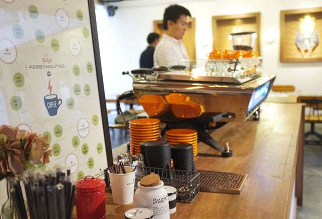 Koultoura Coffee brand identity design