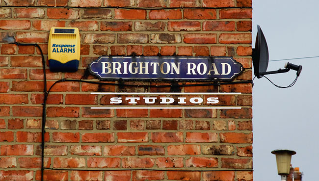 Brighton Road Studios early idea