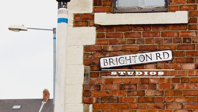 Brighton Road Studios early idea