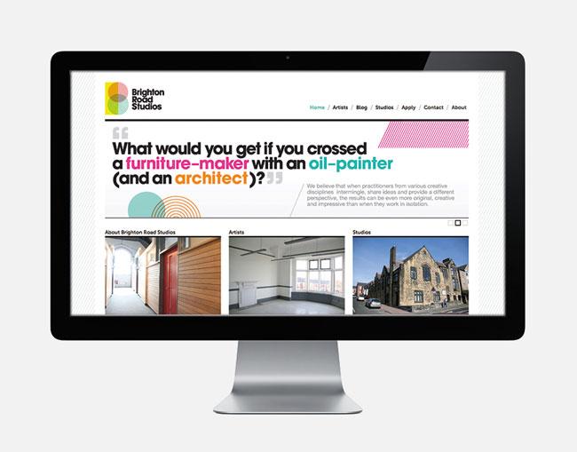 Brighton Road Studios website