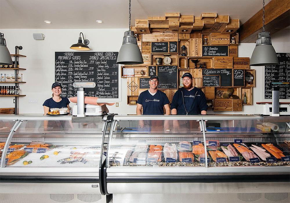 De La Mer Fish Market
