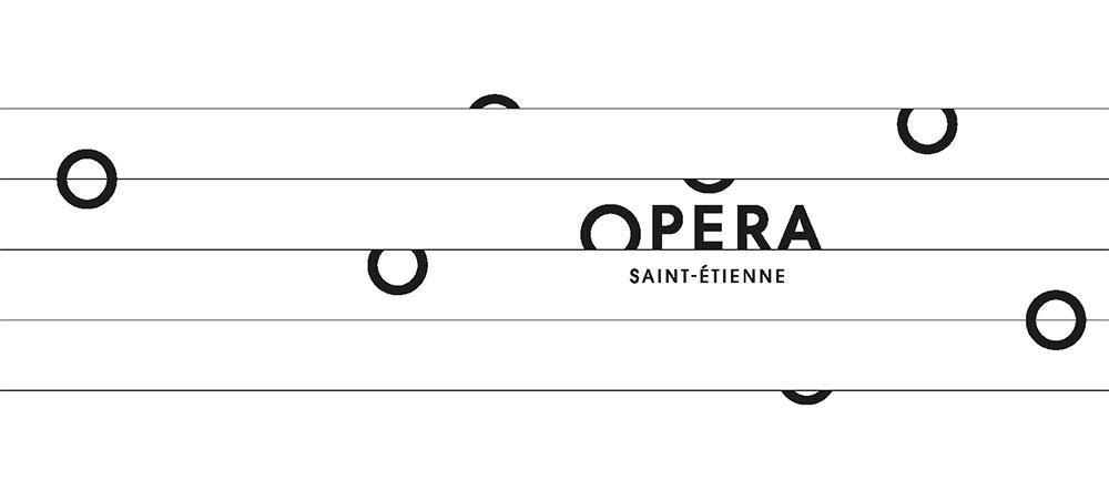 Opera Saint Etienne logo
