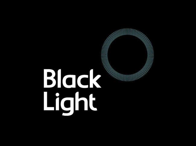 Black Light : Identity Designed