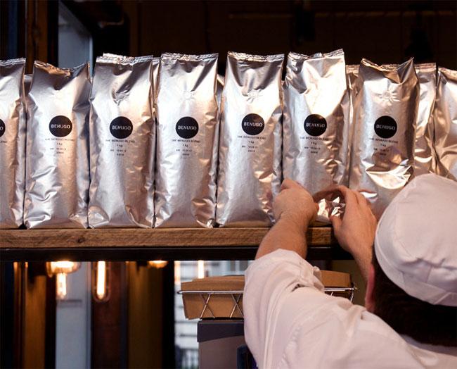 Benugo coffee