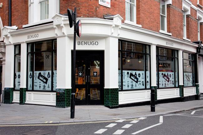 Benugo facade
