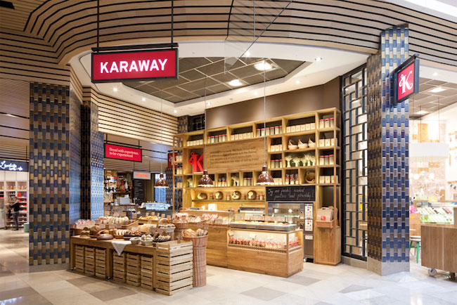 bakery shop design gallery
