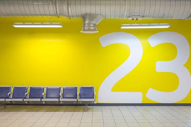 London Luton Airport identity