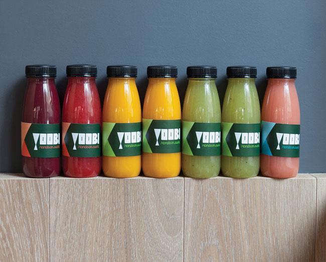 Yoobi packaging