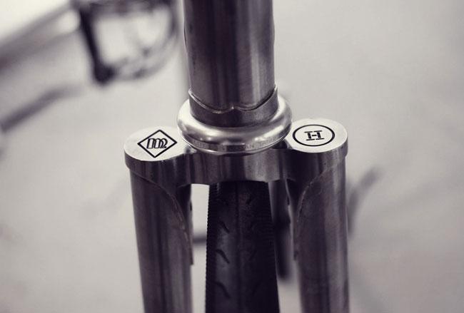 Hojmark Cycles brand identity