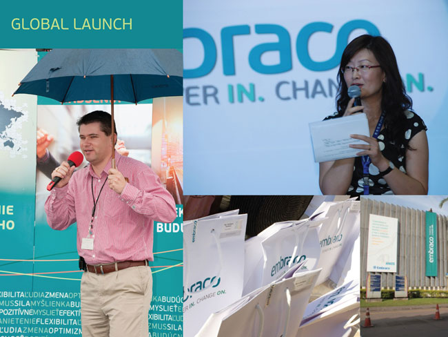 Embraco global launch