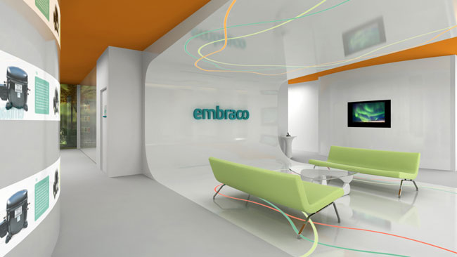 Embraco reception