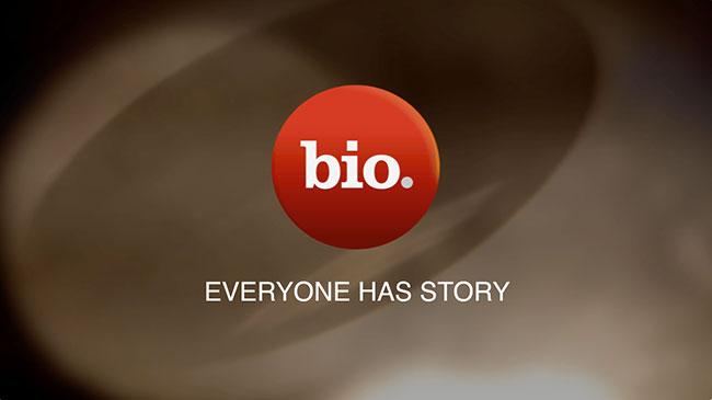 Old bio. channel logo