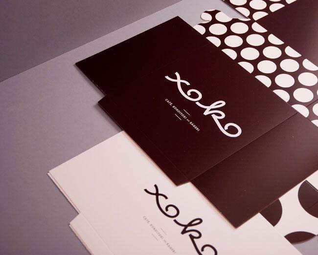 Xoko identity design