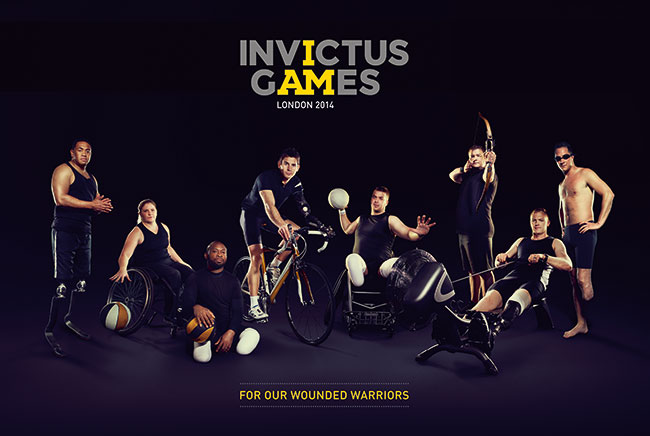 Invictus Games   Identity Designed