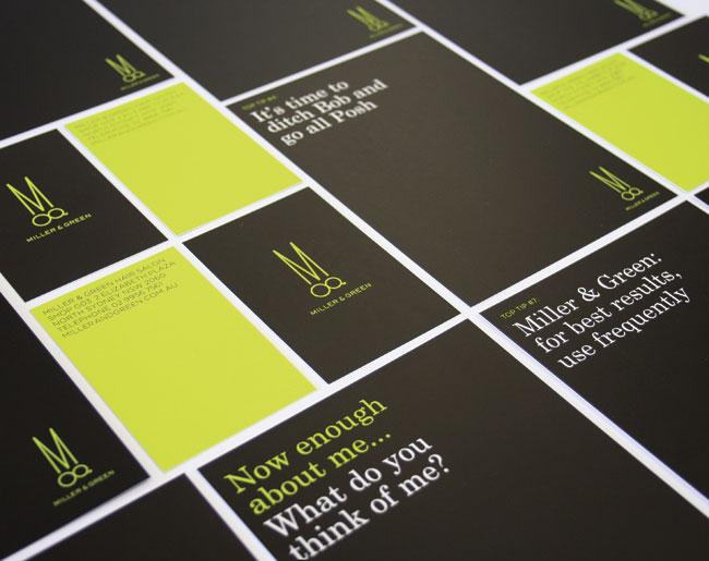 Miller & Green print