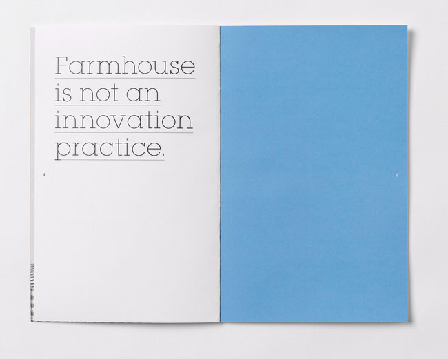 Farmhouse brand book