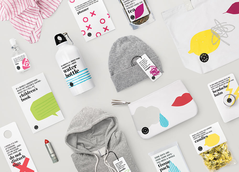Give-A-Care Collection identity