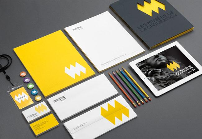 MCQ brand identity design