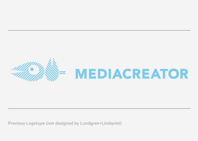 MediaCreator identity design